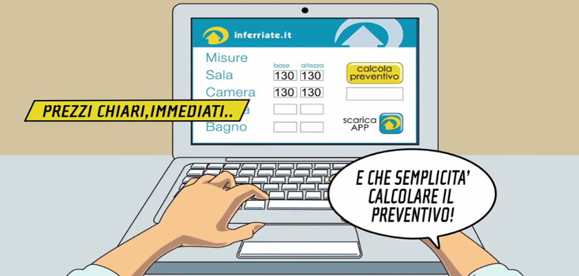 Preventivi gratuiti interriate di sicurezza