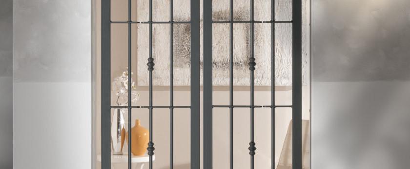 Grate di sicurezza per finestre - Prezzi grate per finestre ...